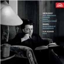Musica per pianoforte - CD Audio di Claude Debussy,Maurice Ravel,Ilja Hurnik