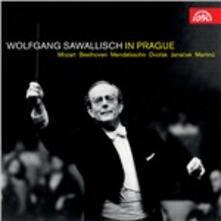 Wolfang Sawallisch a Praga - CD Audio di Wolfgang Sawallisch,Czech Philharmonic Orchestra