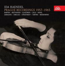 Prague Recordings 1957-1965 - CD Audio di Ida Haendel