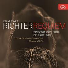 Requiem - CD Audio di Franz Xaver Richter