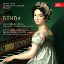 Sonate, Sonatine e Canzoni - CD Audio di Jiri Antonin Benda