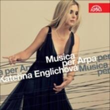 Musica per Arpa - CD Audio di Katerina Englichova
