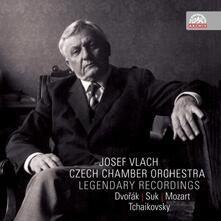 Legendary Recordings - CD Audio di Josef Vlach