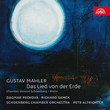Das Lied Von der Erde - CD Audio di Gustav Mahler