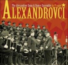 In Prague. Alexandrovci - CD Audio di Alexandrov Song and Dance Ensemble