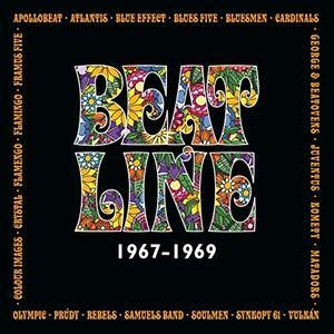 Beatline 1967-1969 - Vinile LP