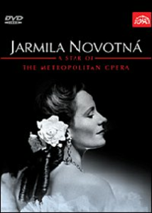 Film Jarmila Novotna. A Star of the Metropolitan Opera