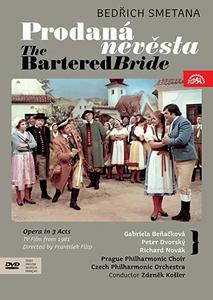 Film Bedrich Smetana. The Bartered Bride