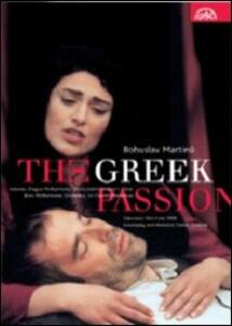 Bohuslav Martinu. La passione greca - DVD