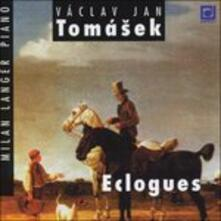 Eclogues - CD Audio di Vaclav Jan Tomasek