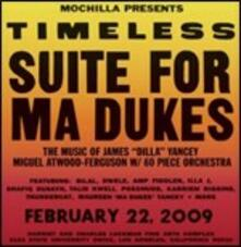 Timeless: Suite for Ma Dukes - CD Audio + DVD di Miguel Atwood Ferguson