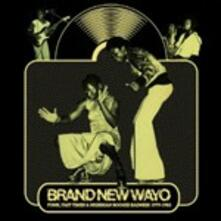 Brand New Way. Funk, Fast Times and Nigerian Boogie Badness 1979-1983 - CD Audio