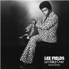 Let's Talk it Over (Deluxe Edition) - CD Audio di Lee Fields