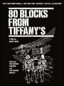 80 Blocks from Tiffany's di Gary Weis - DVD