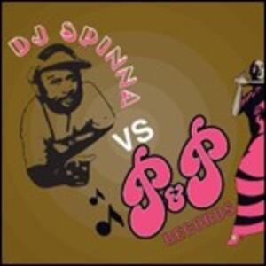 DJ Spinna vs. P&P Records - Vinile LP