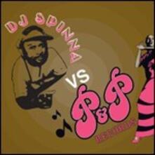 DJ Spinna vs. P&P Records (Selected by DJ Spinna) - CD Audio