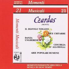 Momenti Musicali vol.1. Czardas - CD Audio di Kurt Steiner