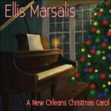 New Orleans Christmas - CD Audio di Ellis Marsalis