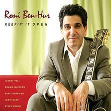 Keepin' it Open - CD Audio di Roni Ben-Hur
