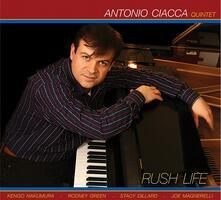 Rush Life - CD Audio di Antonio Ciacca