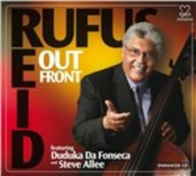 Out Front - CD Audio di Rufus Reid
