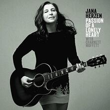 Passion of a Lonely Heart - CD Audio di Jana Herzen