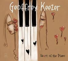 Heart of the Piano - CD Audio di Geoffrey Keezer