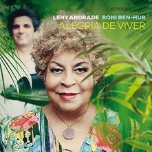 Alegria de vivir - CD Audio di Leny Andrade
