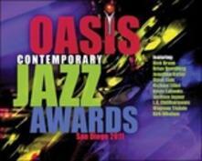 2011 Oasis Contemporary Jazz Awards - CD Audio