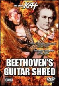 Great Kat. Beethoven's Guitar Shred - DVD