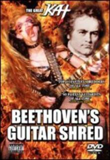 Great Kat. Beethoven's Guitar Shred - DVD