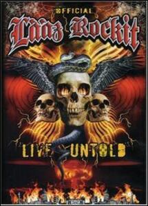 Laaz Rockit. Live Untold - DVD