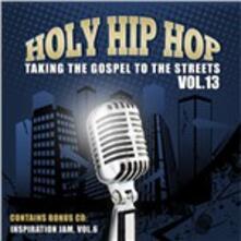 Holy Hip Hop. Taking - CD Audio