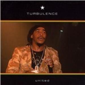 United - Vinile LP di Turbulence