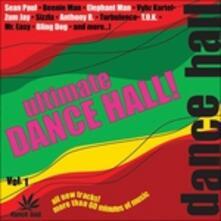 Ultimate Dance Hall vol.1 - CD Audio