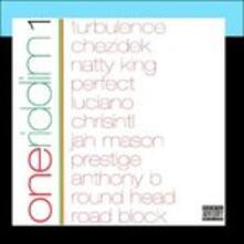 One Riddim 1 - CD Audio