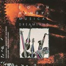 Musical Dreamland - CD Audio di John Handy