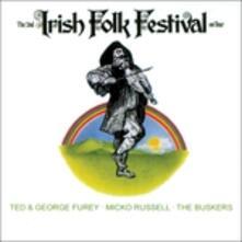 Second Irish Folk Festival - CD Audio