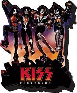 Kiss Destroyer Magnet - 2