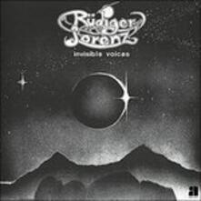 Invisible Voices - CD Audio di Rüdiger Lorenz