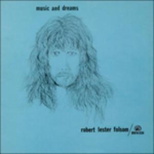 Music and Dreams - Vinile LP di Robert Lester Folsom