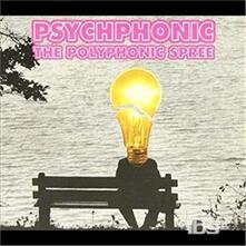 Psychphonic - CD Audio di Polyphonic Spree