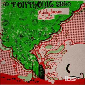 Holiday Dream. Songs of 1 - Vinile LP di Polyphonic Spree