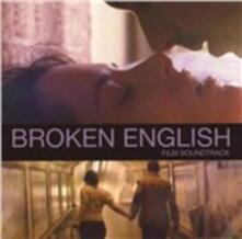 Broken English (Colonna Sonora) - CD Audio di Scratch Massive