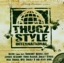 Thugz Style International - CD Audio