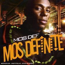 Mos Definite - CD Audio di Mos Def