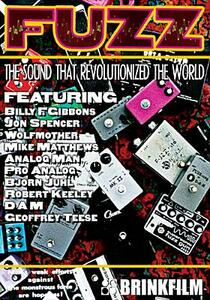Fuzz. The Sound That Changed The World - DVD