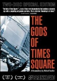 Gods Of Time Square - DVD