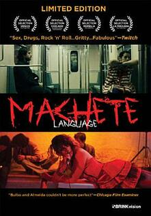 Machete Language - DVD