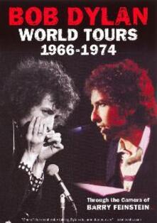 Bob Dylan. World Tours 1966 - 1974 - DVD